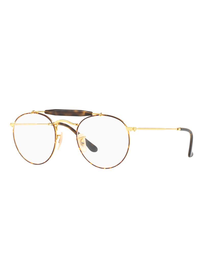 a0973ffb62 Shop Ray-Ban Round Eyeglasses RX3747V-2945-50 online in Dubai
