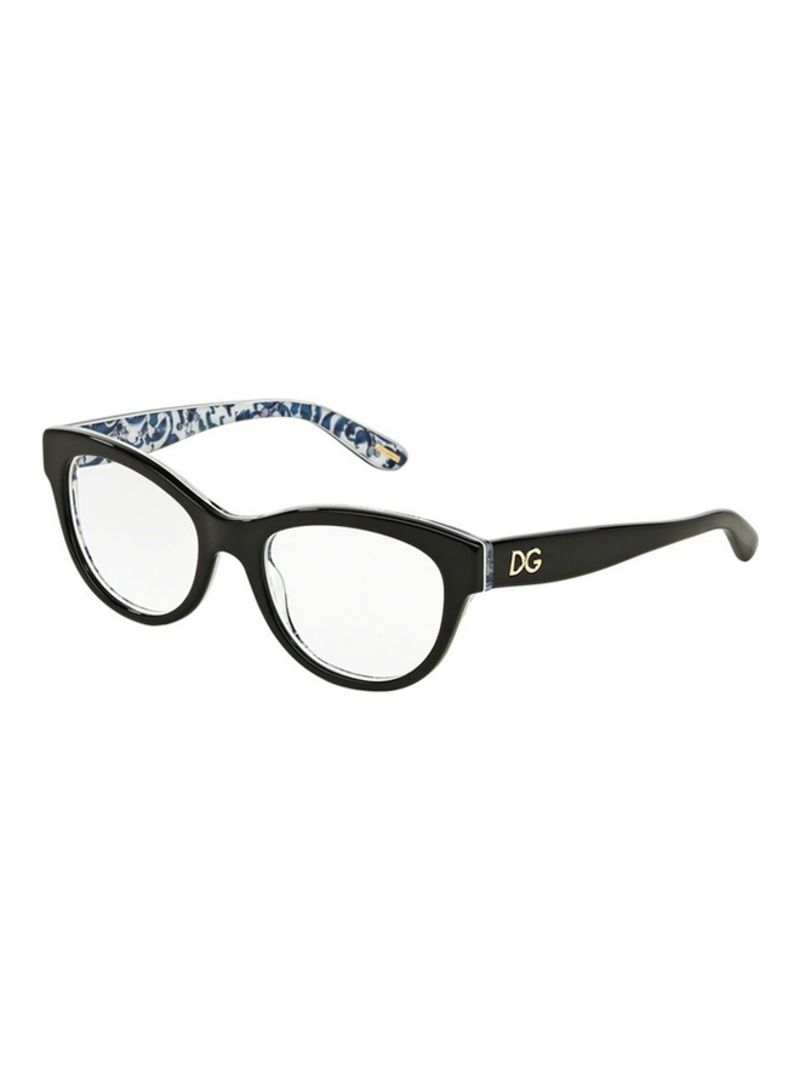 b884e720a6 otherOffersImg v1527405648 N14692808A 1. Dolce   Gabbana. Women s Cat Eye Eyeglasses  DG3203-2993-51