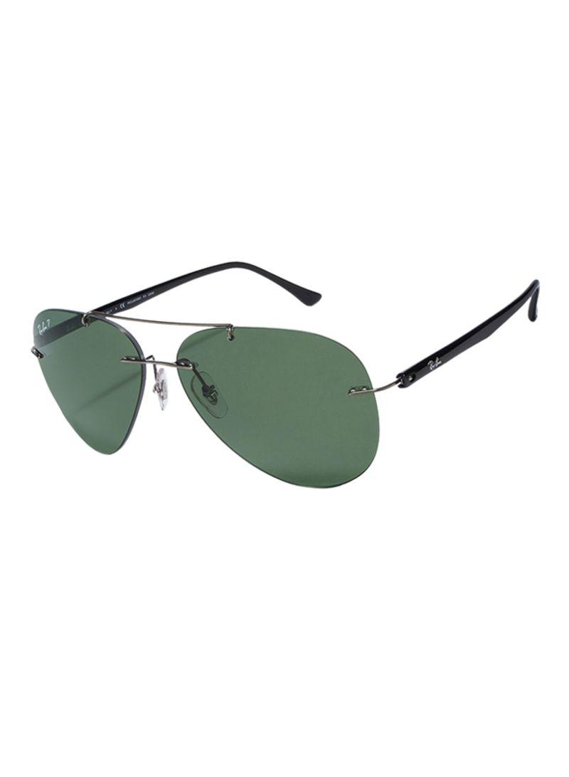 f6e9eac0a0 Shop Ray-Ban Aviator Sunglasses RB8058-004 9A-59 online in Riyadh ...