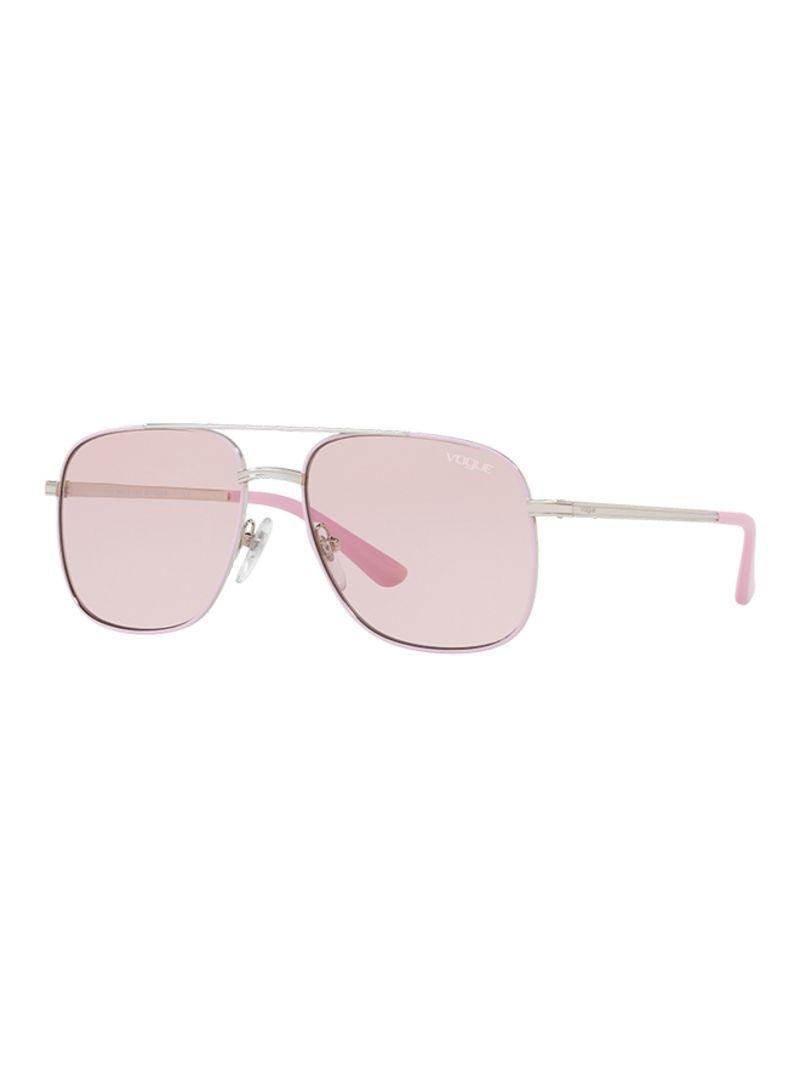 9fc65da23c94 Shop Vogue Women s Square Sunglasses VO4083S-323 5-55 online in ...