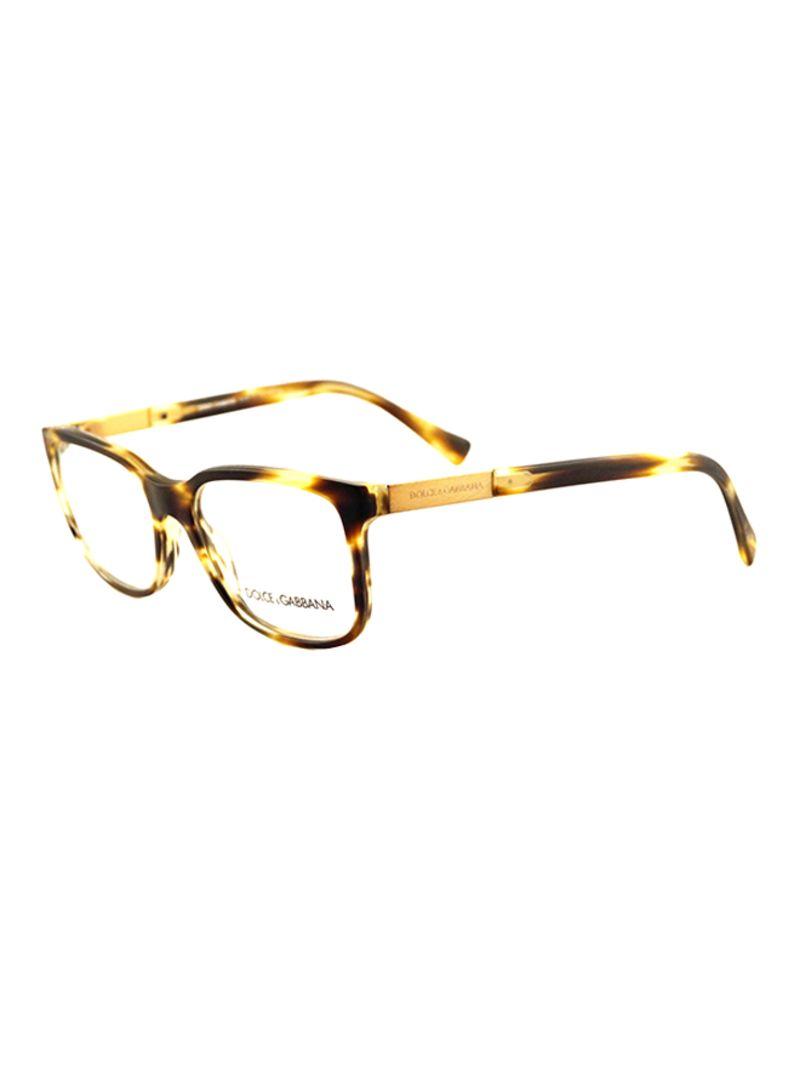 19537731fd98c Shop Dolce   Gabbana Men s Square Eyeglasses DG3189-2597-52 online ...