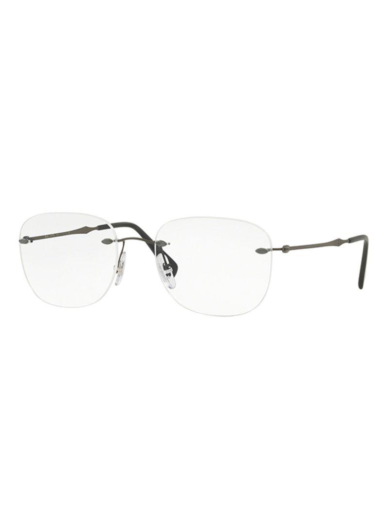 d45ae93d1013 Shop Ray-Ban Rimless Eyeglasses RX8748-1128-50 online in Dubai, Abu ...