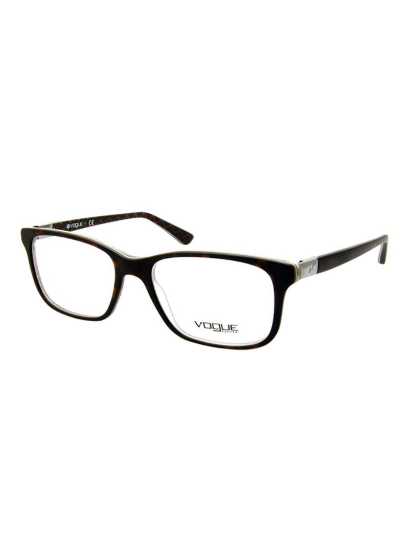 67624a29b9e1 otherOffersImg v1527405807 N14693710A 1. Vogue. Rectangular Eyeglasses ...