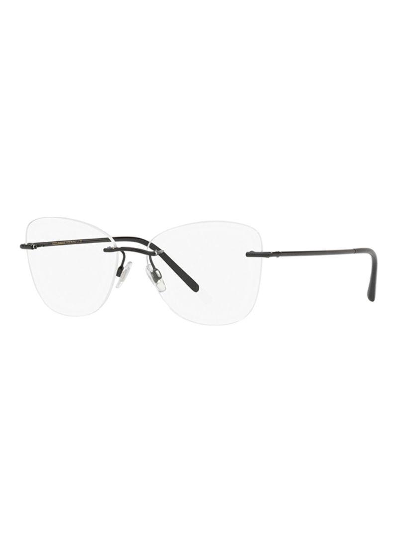 e1972a4327d49 Shop Dolce   Gabbana Women s Rimless Eyeglassess DG1299-01-54 online ...