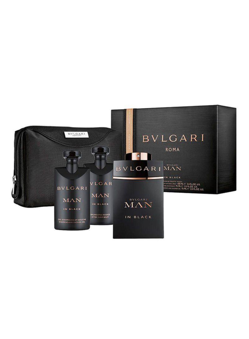 c23228dfe0 3-Piece Man In Black Gift Set (1 EDP 60 ml, 1 Shave Balm 40 ml, 1 Shower  Gel 40 ml)