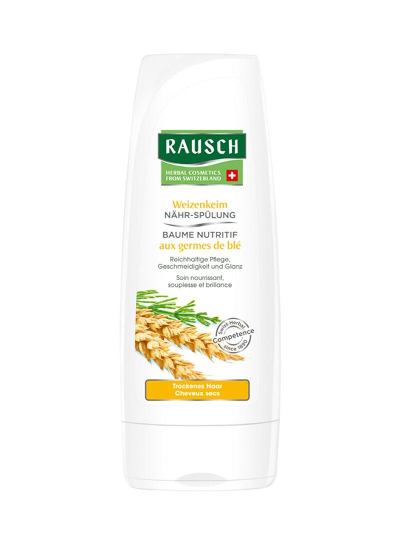 Shop RAUSCH Wheatgerm Nourishing Rinse Conditioner Clear 200 ml online in  Dubai, Abu Dhabi and all UAE
