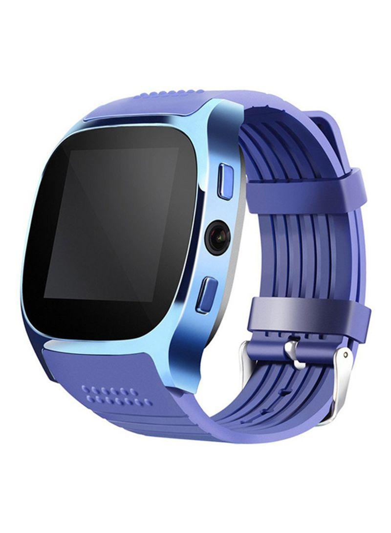 Shop Generic T8 Smartwatch Blue online in Dubai, Abu Dhabi