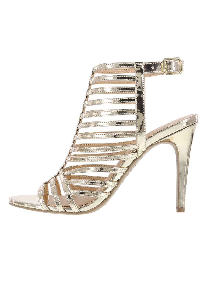 7feb9738e73 Shop Payless Krissy Caged Heel Sandals online in Dubai