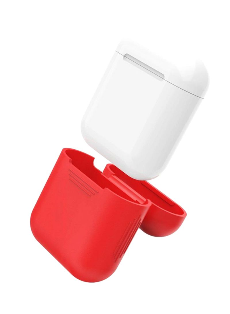 9dffd550fb8 otherOffersImg_v1527848979/N14752213A_1. Generic. Case Cover For Apple  AirPods Red