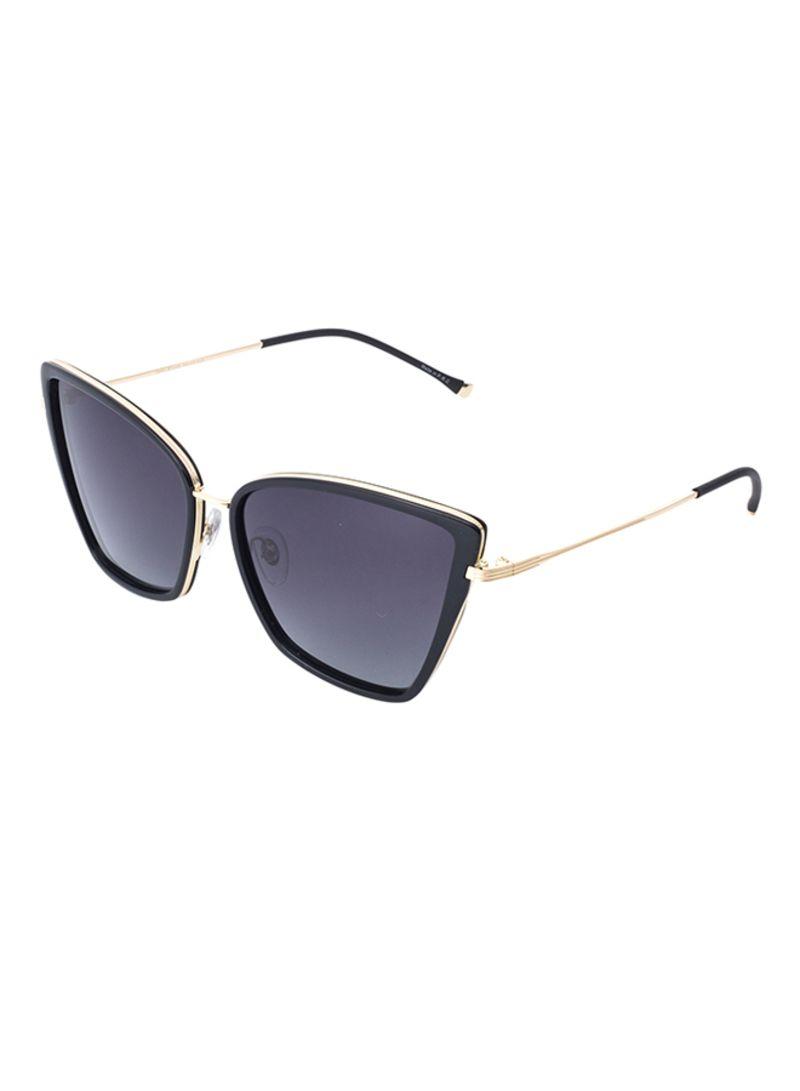 9d08ddedd74c otherOffersImg_v1527863282/N15031395A_1. DANIEL KLEIN. Women's Polarized  Cat Eye Sunglasses DK4198C1