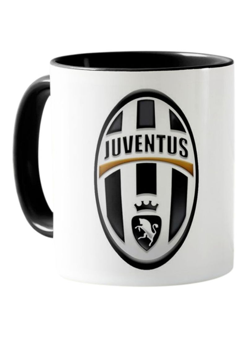 4bf2a7473a Shop One Piece Printed Juventus FC Mug White & Black 11 ounce online ...