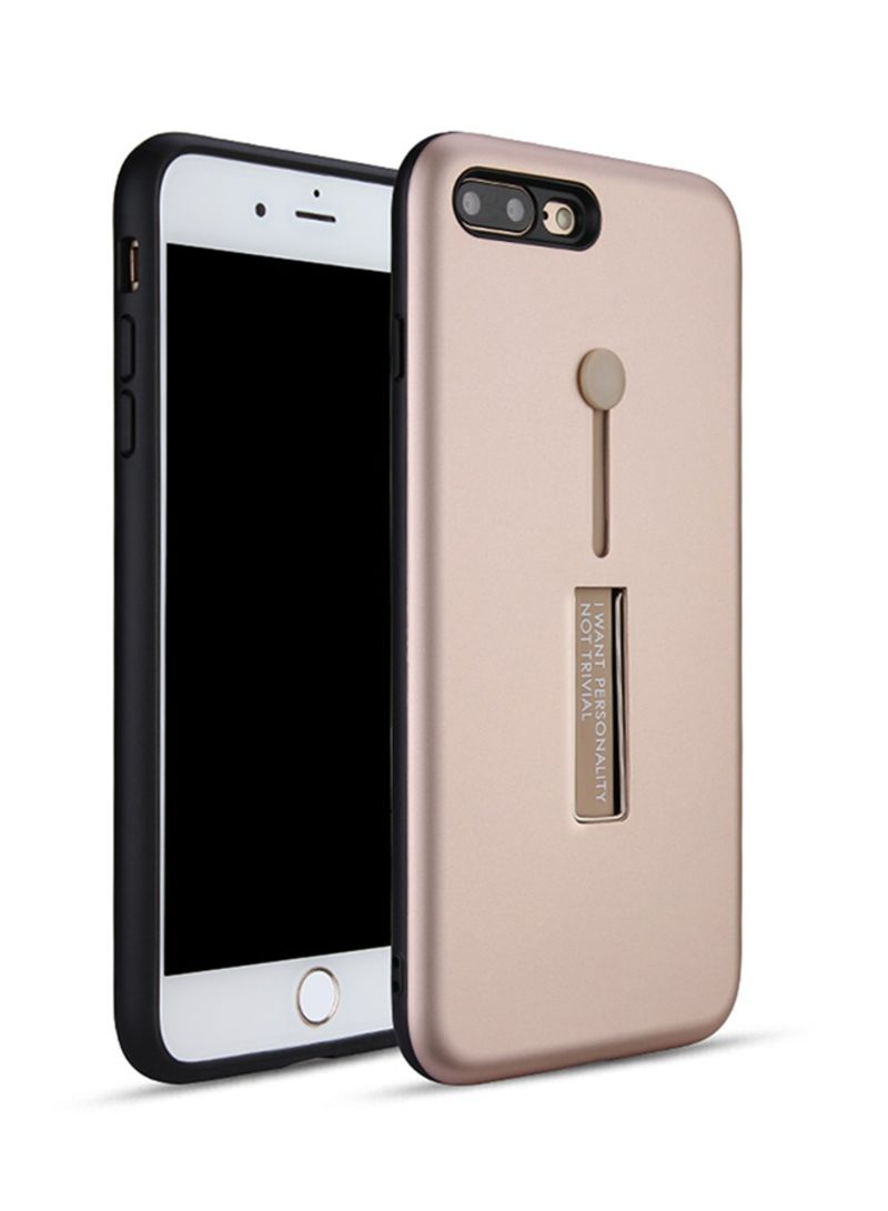 Plastic Drop Resistant Bracket Case Cover For Apple iPhone 7