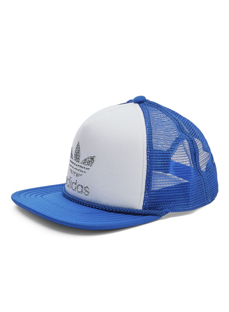 203428f837d57 Shop adidas Trucker Cap Blue White online in Riyadh