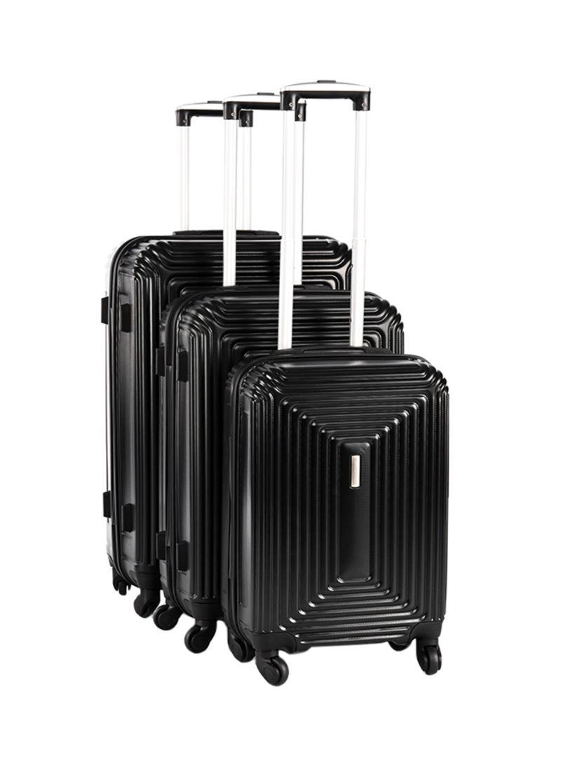 1b20f59a5b170 تسوق ترافيل فيجن وطقم حقائب سفر بعجلات مكون من 3 قطع أونلاين في السعودية
