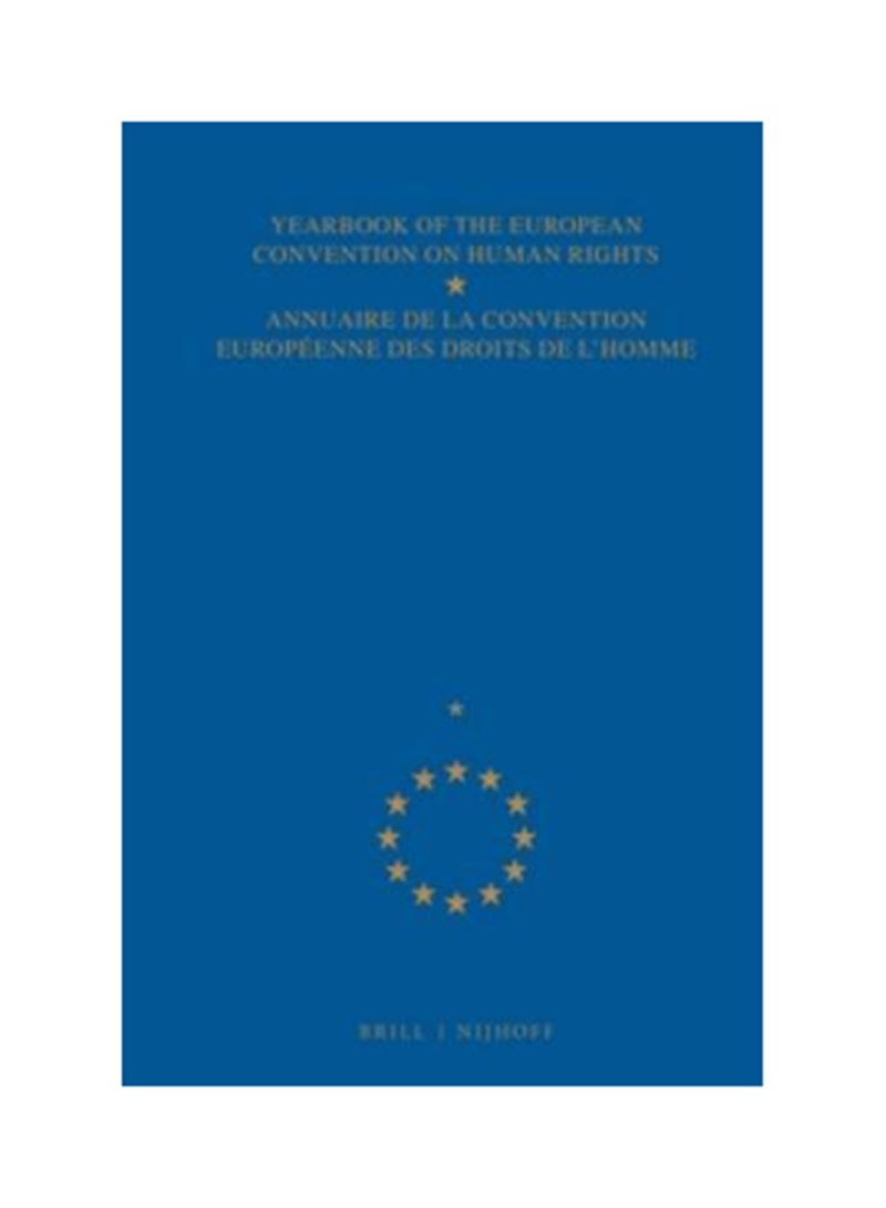 Yearbook Of The European Convention On Human Rights