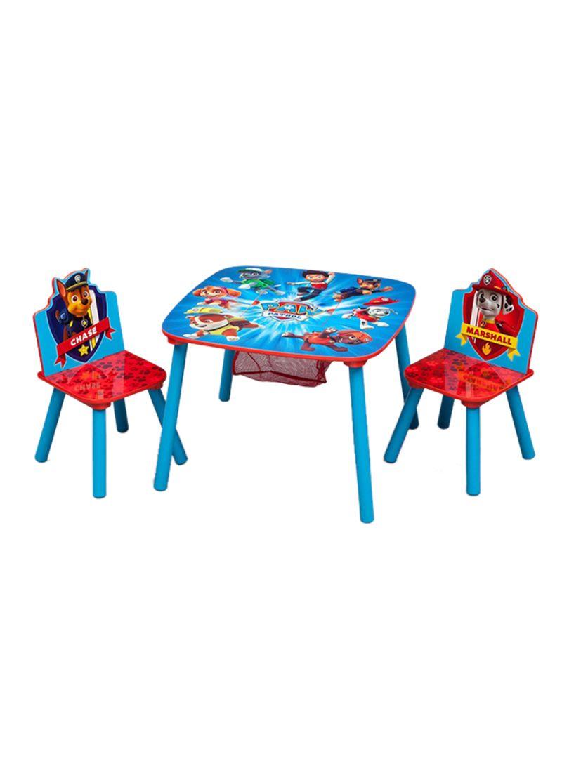Wondrous Shop Delta Children Delta Kids Paw Patrol Table And Chair Set Online In Dubai Abu Dhabi And All Uae Frankydiablos Diy Chair Ideas Frankydiabloscom