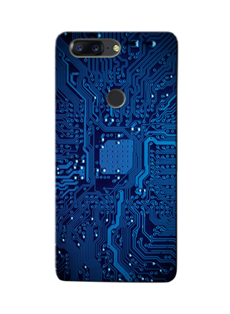 Shop AMC DESIGN Combination Protective Case Cover For OnePlus 5T Circuit  Board online in Dubai, Abu Dhabi and all UAE