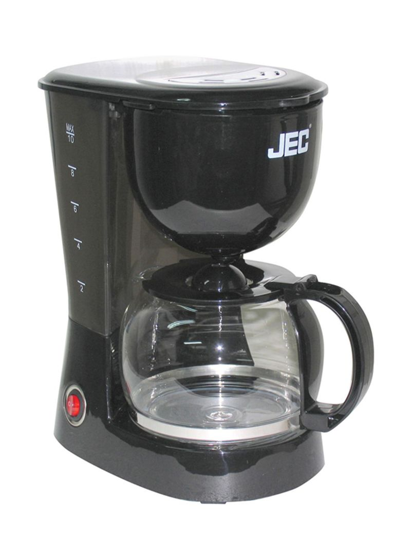 Shop Jec Coffee Maker Cm 5021 Blackclear Online In Dubai Abu Dhabi