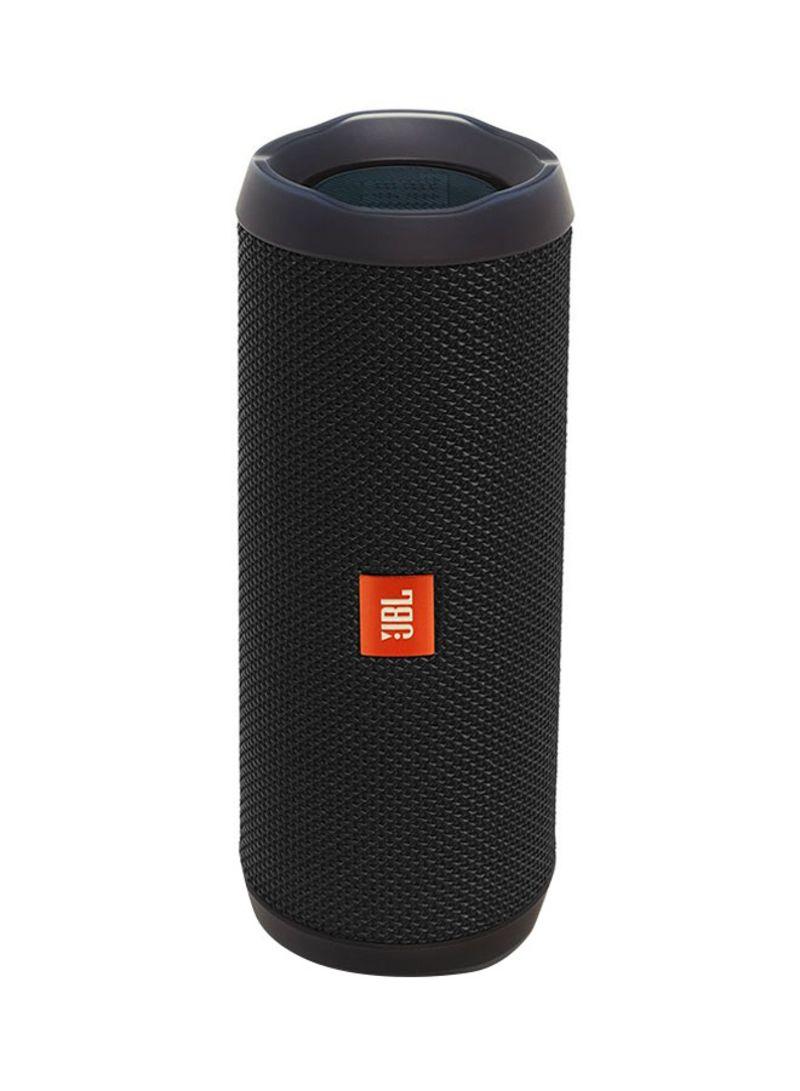 Flip 10 Bluetooth Speaker Black 10 mAh