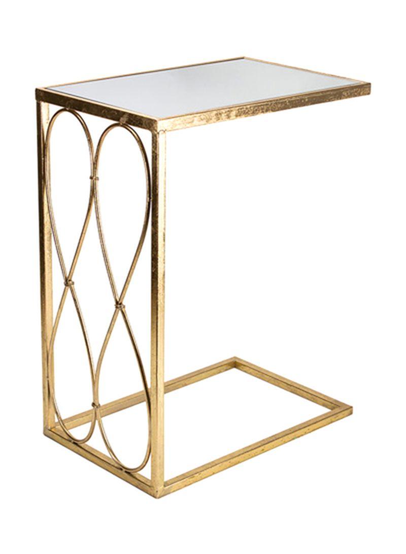 Generic Metal Side Table Gold Online In Riyadh Jeddah