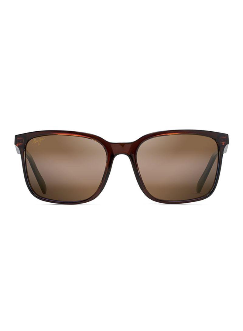 6efb3999b تسوق ماوي جيم ونظارة شمسية بإطار عدسات مربع مستقطبة طراز 756 أونلاين ...