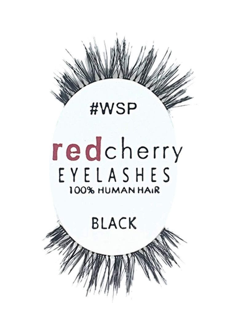 Shop Red Cherry Red Cherry Eyelashes Black Online In Dubai Abu