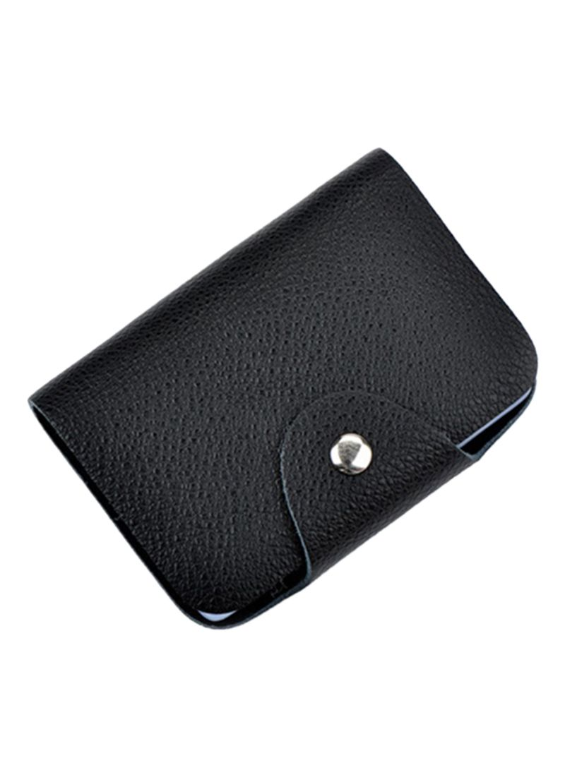 Business Card Holder Synthetic Leather