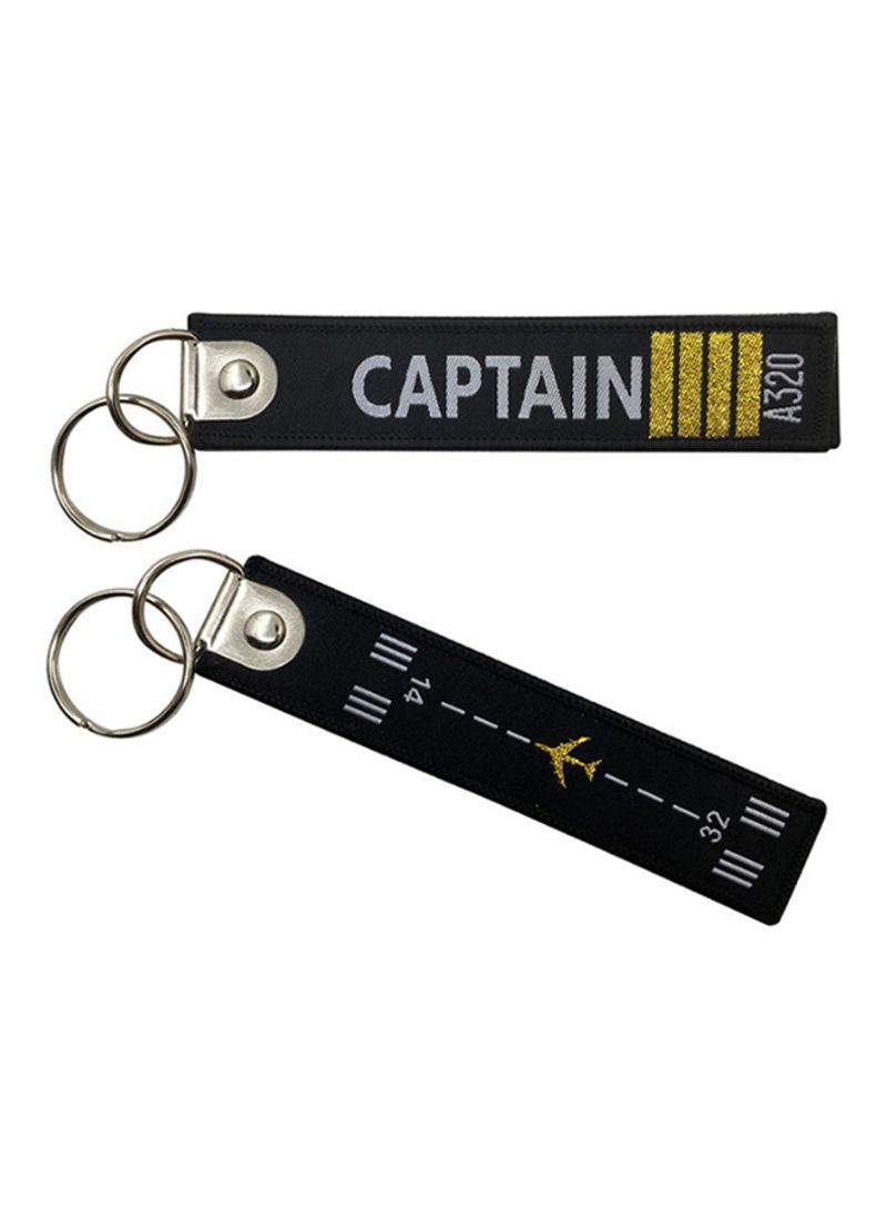 Shop Fighter Gifts A320 Captain Key Chain online in Dubai, Abu Dhabi and  all UAE