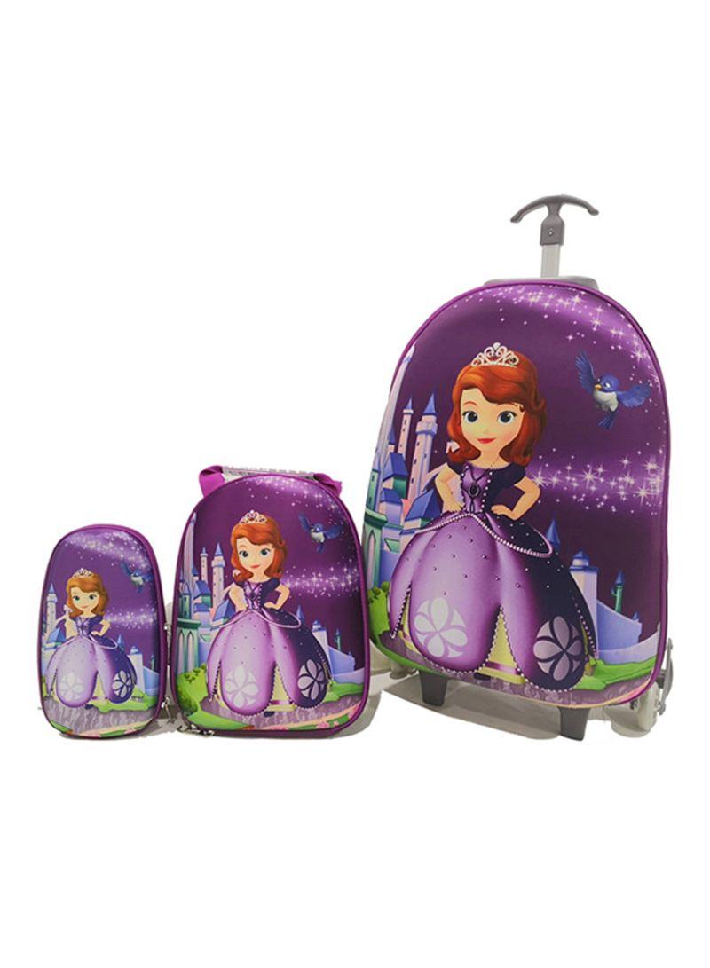 9414db89c0652 تسوق ماركة غير محددة وطقم حقائب مدرسية بعجل مكون من 3 قطع أونلاين في ...