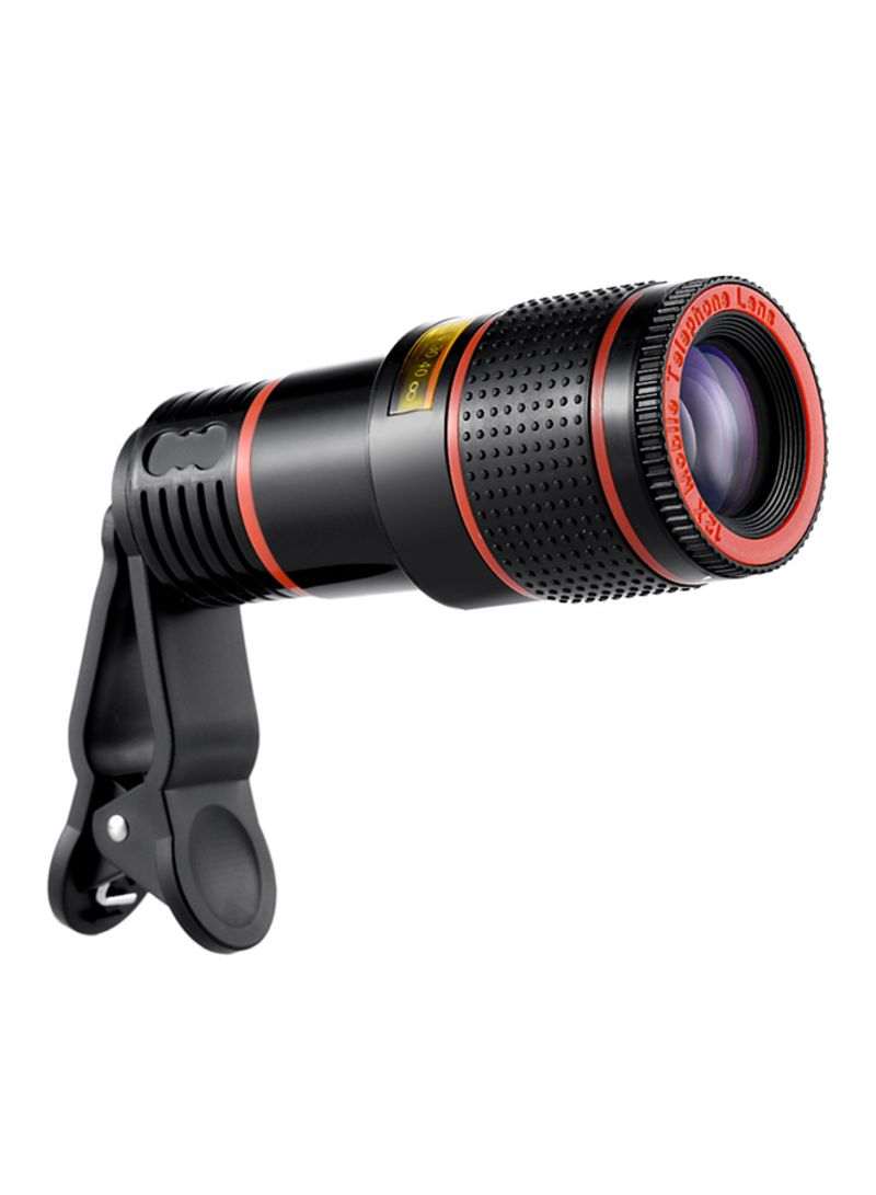 4f0629fbbfe70a otherOffersImg_v1530776187/N15476632A_1. Docooler. Universal 12x Zoom  Mobile Phone Clip-on Telescope Camera Lens ...