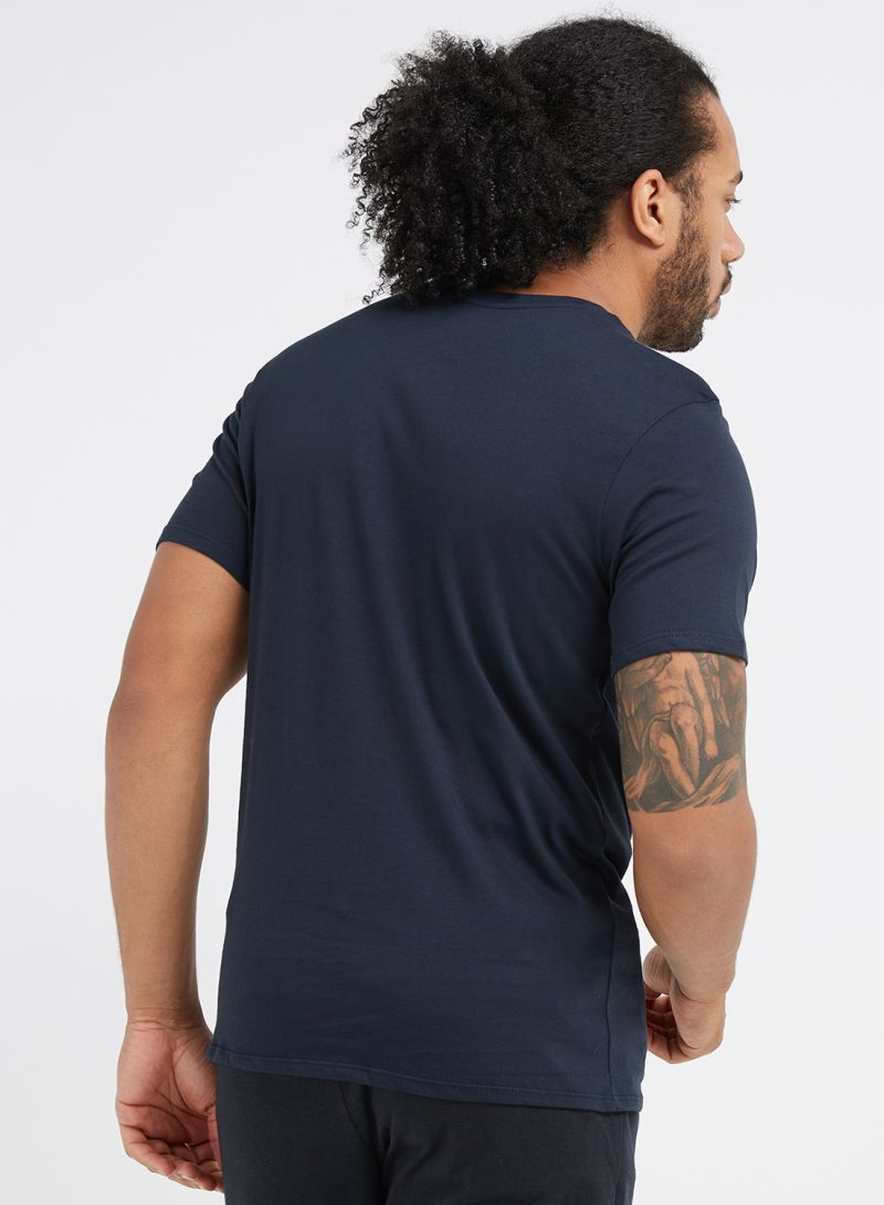 380cdeb3 Shop Nike Hangtag Swoosh T-Shirt Navy online in Egypt
