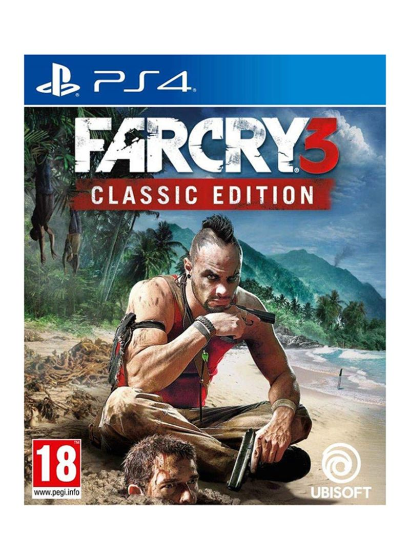 Shop Ubisoft Far Cry 3 Classic Edition Playstation 4 Online In Ps4uncharted The Lost Legacy Reg Imagegalleryimg