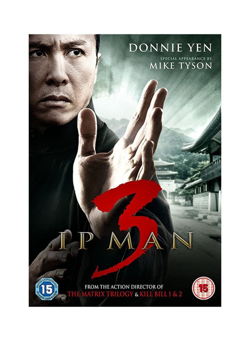 Shop Ip Man 3 Dvd Online In Dubai Abu Dhabi And All Uae
