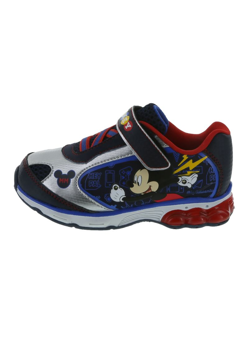 Payless Toddler Mickey Mouse Runner