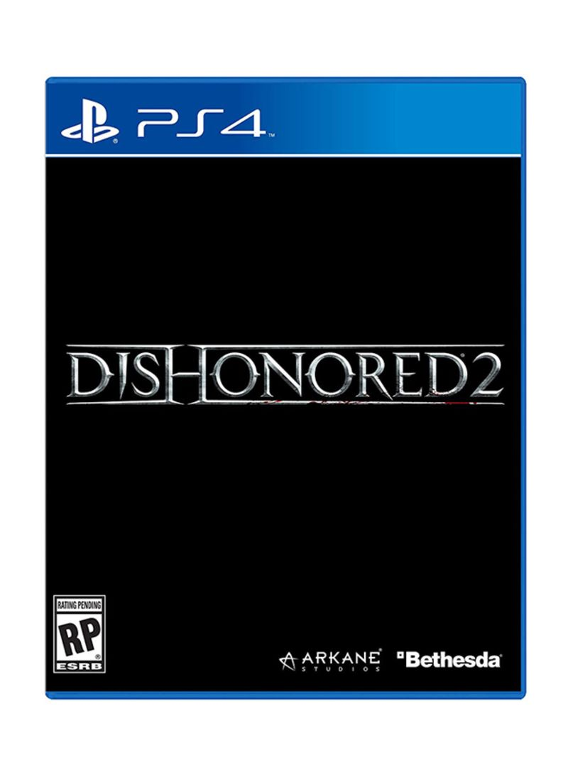 Shop Bethesda Softworks Dishonored 2 - PAL - PlayStation 4 online in Egypt