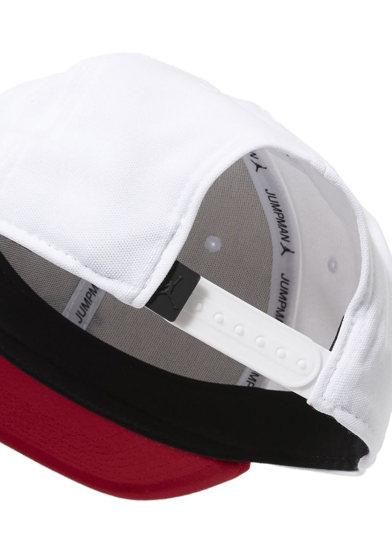 timeless design 683b7 e5b95 Shop Nike Jordan Jumpman Snapback Cap Red White online in Riyadh ...