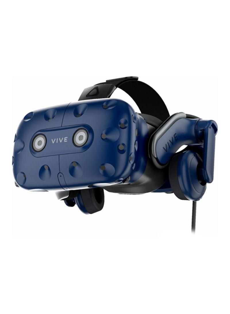 cb7e3c22e تسوق إتش تي سي ونظارة الواقع الافتراضي فيف برو أزرق أونلاين في الإمارات