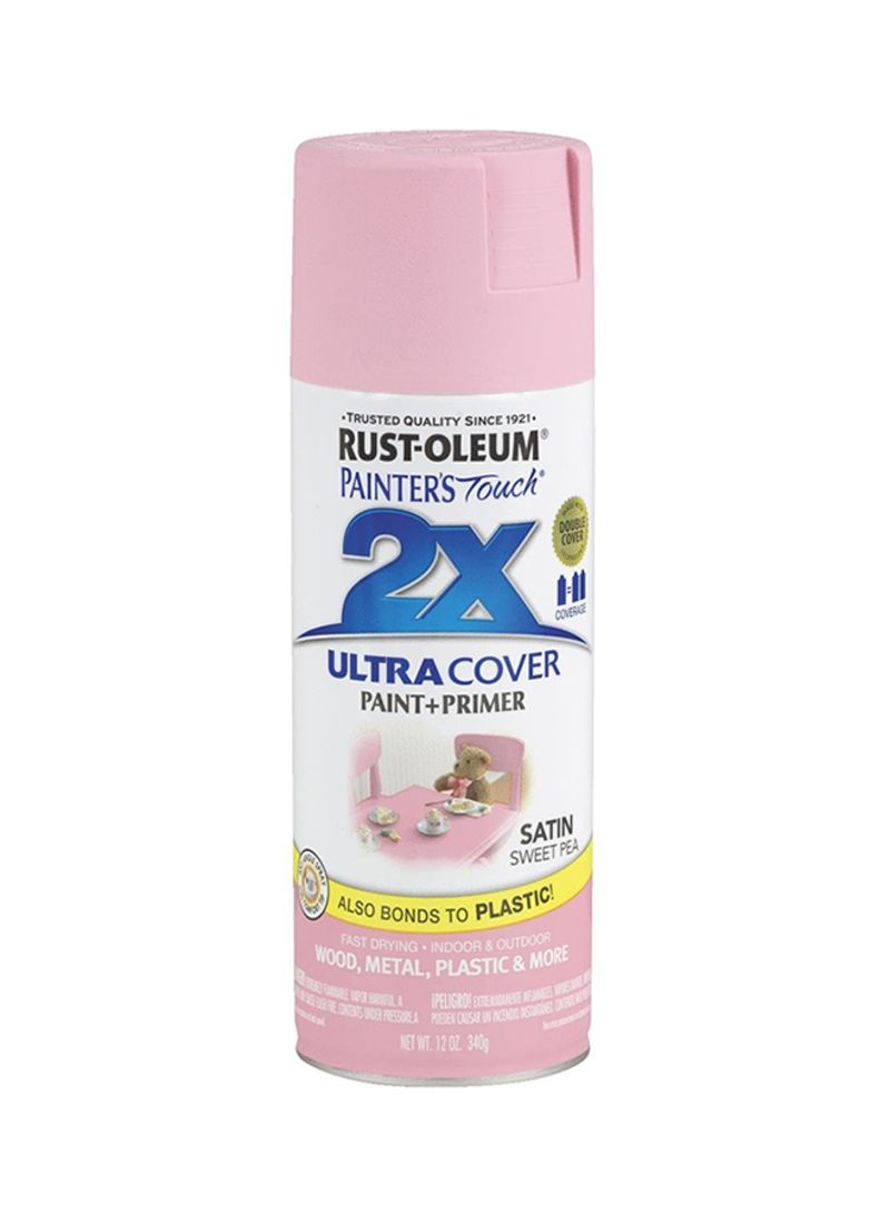 Shop Rust Oleum Painters Touch 2x Ultra Cover Satin Spray Paint