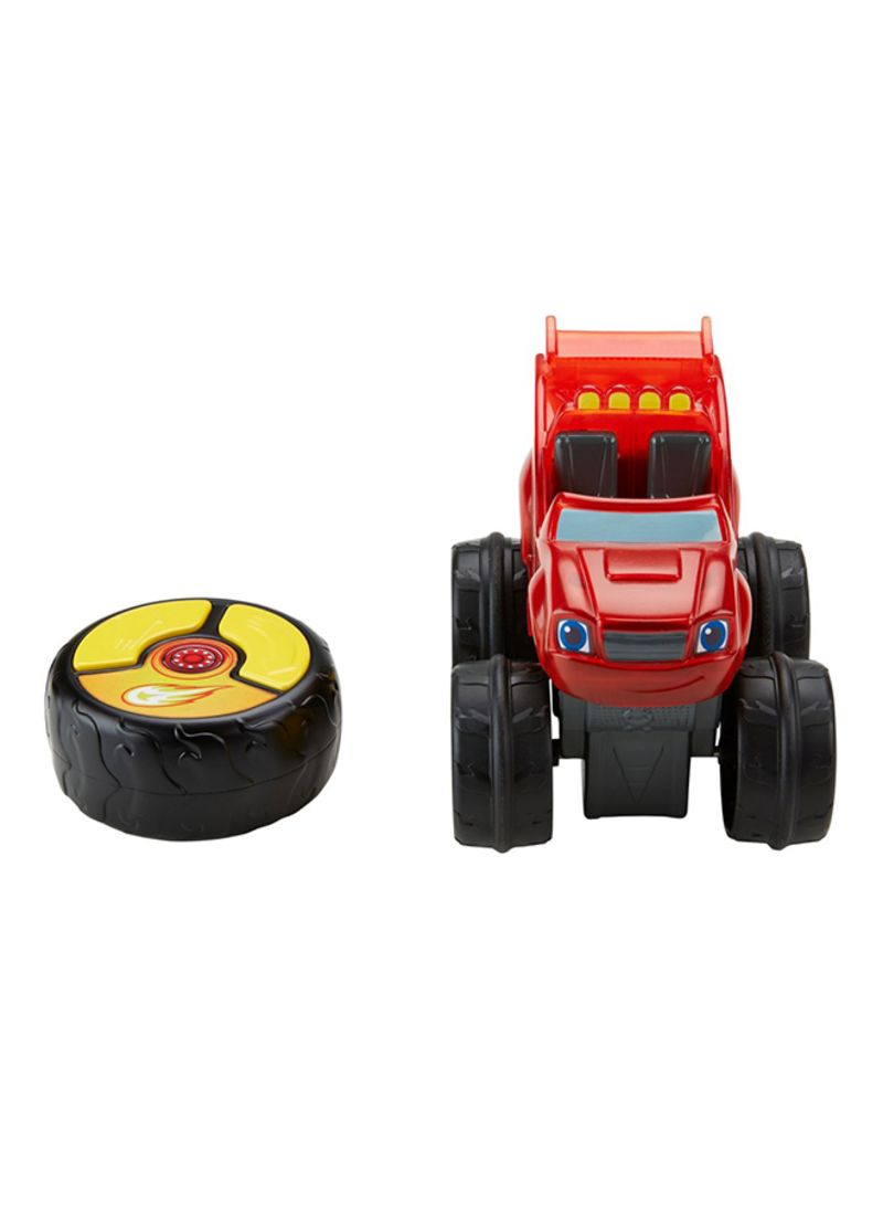 Shop Fisher Price Blaze Racing Remote Controlled Car Online In
