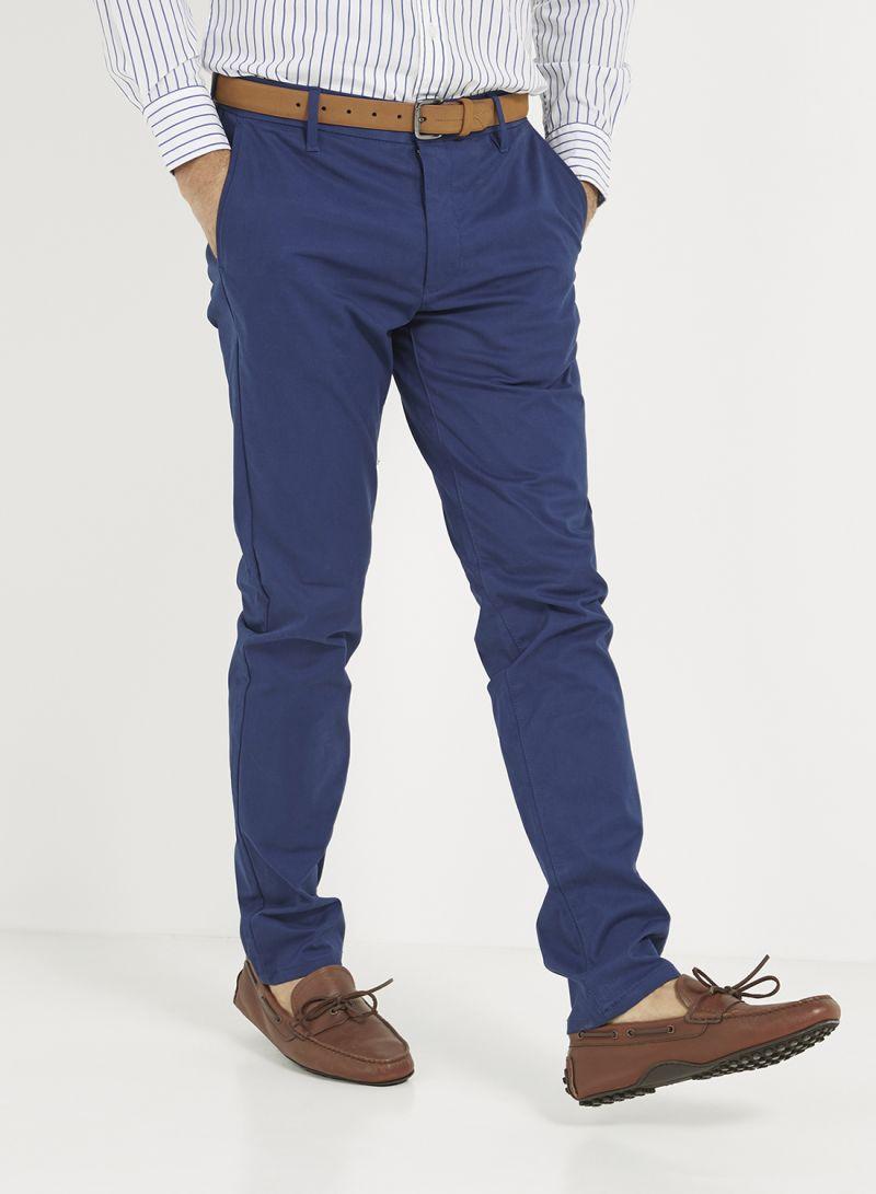 541baa25 Shop Lois Slim Fit Pants Blue online in Dubai, Abu Dhabi and all UAE