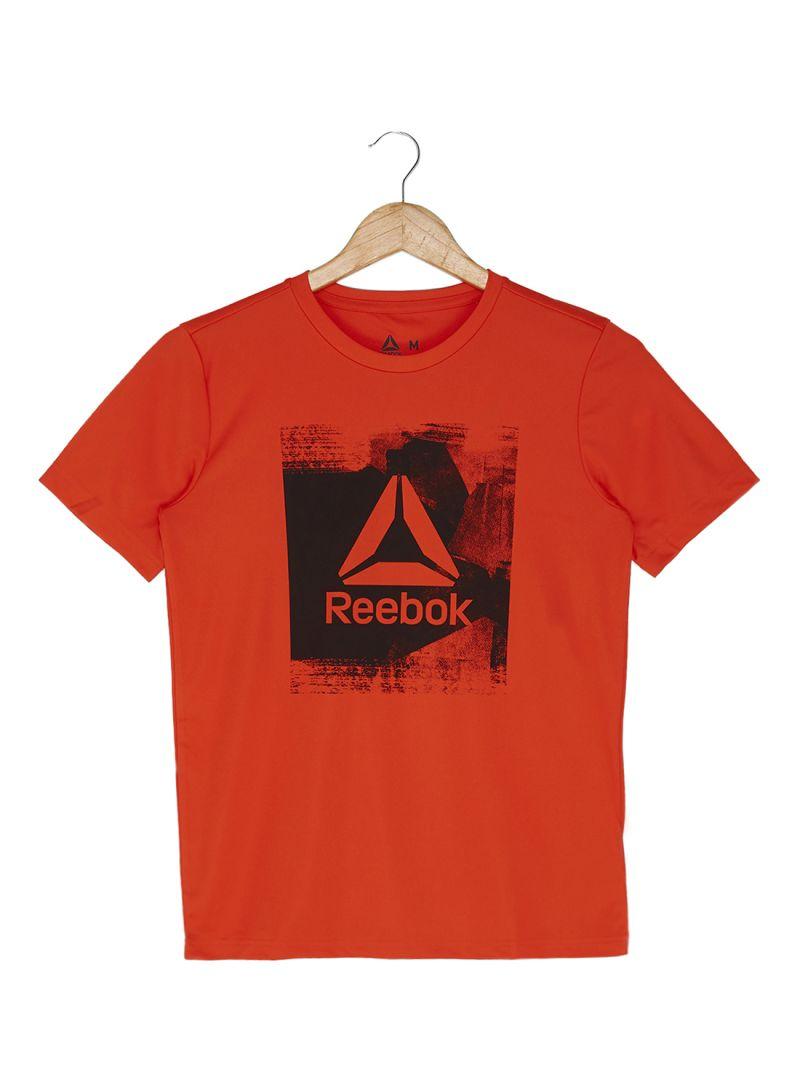 a7443dd20aa Shop Reebok Casual Workout Tee Carotene online in Dubai