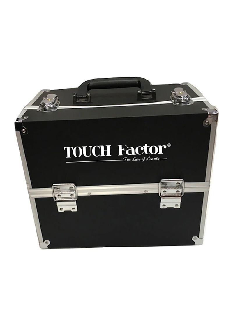 74fc6af9d Shop Touch Factor Vanity Makup Box Black online in Dubai, Abu Dhabi ...