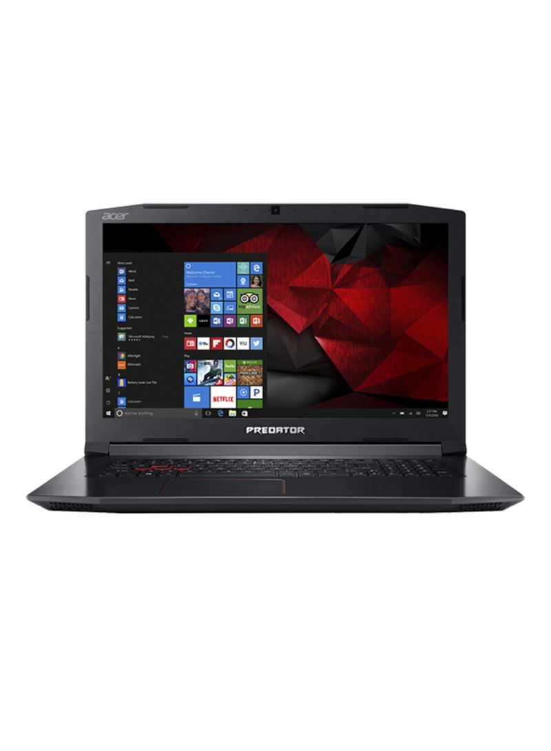 Shop Acer Predator Helios 300 Gaming Laptop With 17 3-Inch Display, Core i7  Processor/16GB RAM/1TB HDD+256GB SSD/6GB NVIDIA GeForce GTX 1060 Graphic