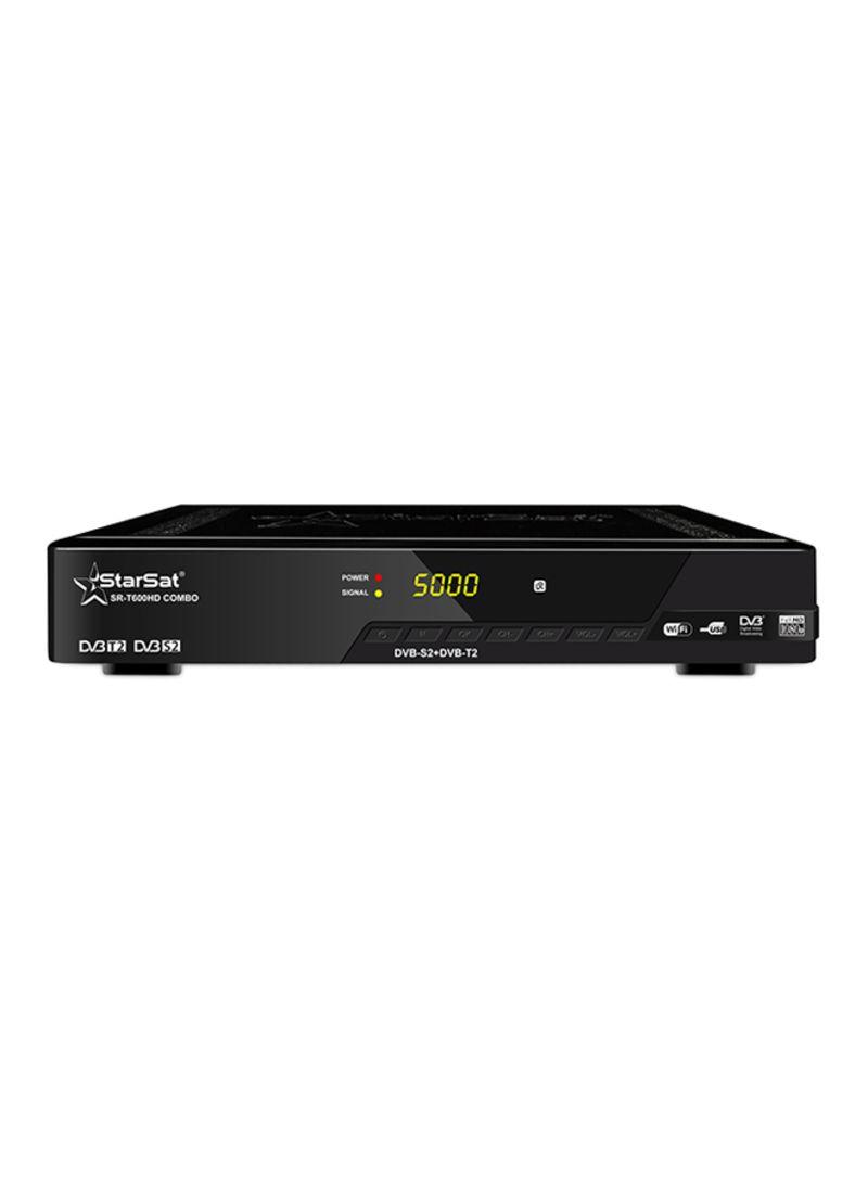 Shop StarSat Full HD Wi-Fi Satellite Receiver Black online in Dubai, Abu  Dhabi and all UAE