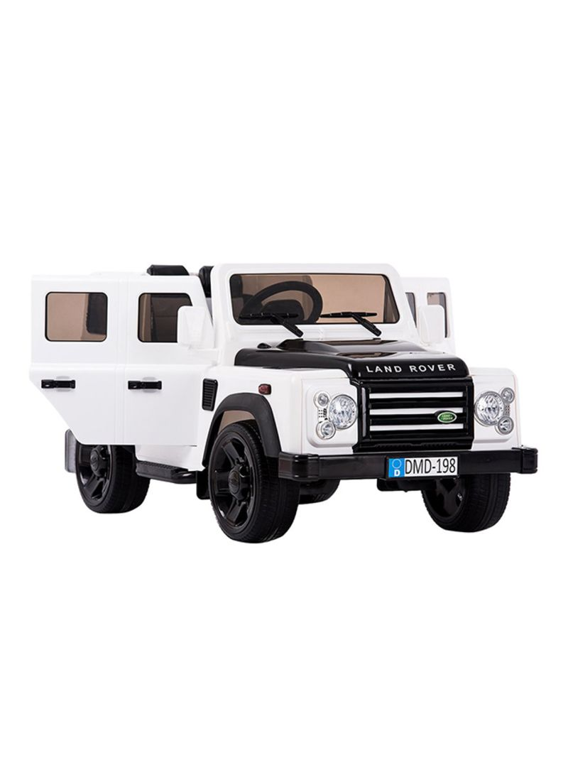 Shop Unbranded Land Rover Ride On Electric Remote Control Car Online