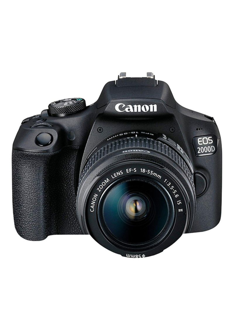 1cad636c402 otherOffersImg_v1532025389/N15338004A_1. Canon. EOS 2000D DSLR Camera With  EF-S 18-55mm IS Lens Kit