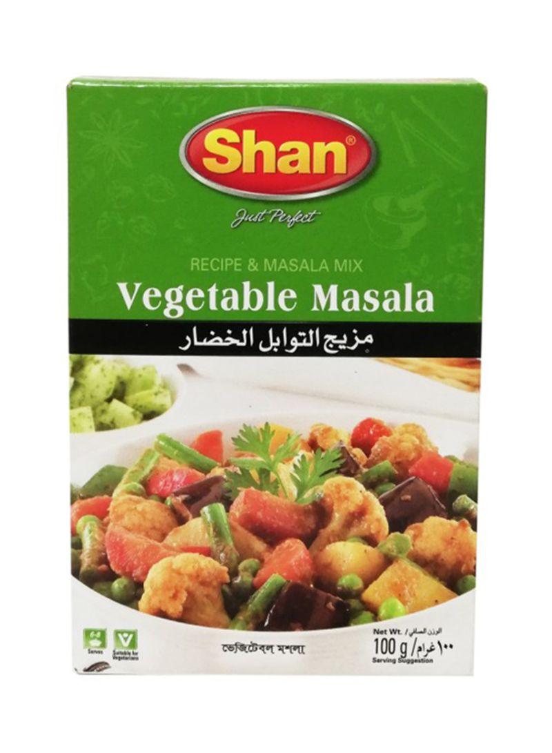 Shop Shan Vegetable Masala 100 g online in Dubai, Abu Dhabi