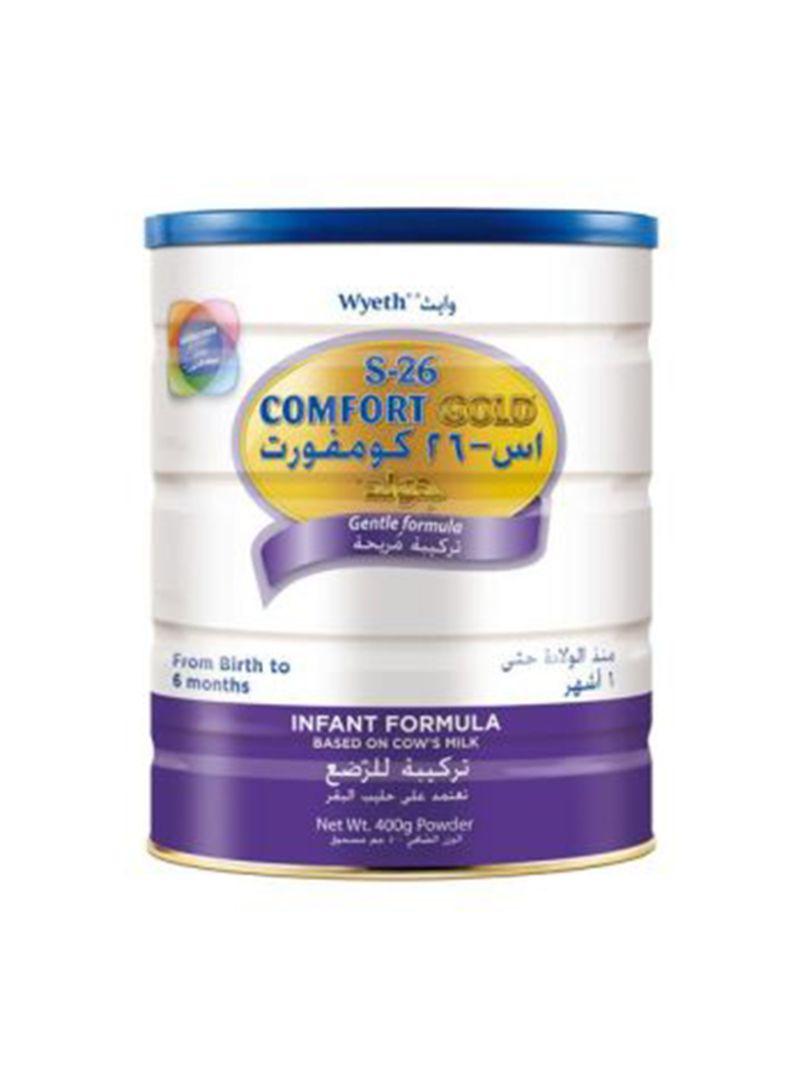 S 26 Nutrisure Gold 400 Gram Daftar Harga Terlengkap Indonesia Terkini Rajasusu S26 900 Gr Comfort Baby Food Special G