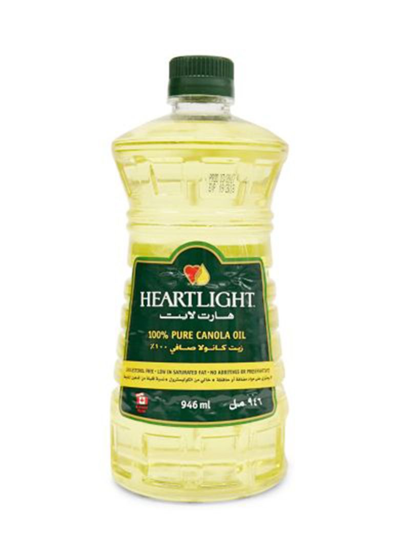 100 % Pure Canola Oil 946ml