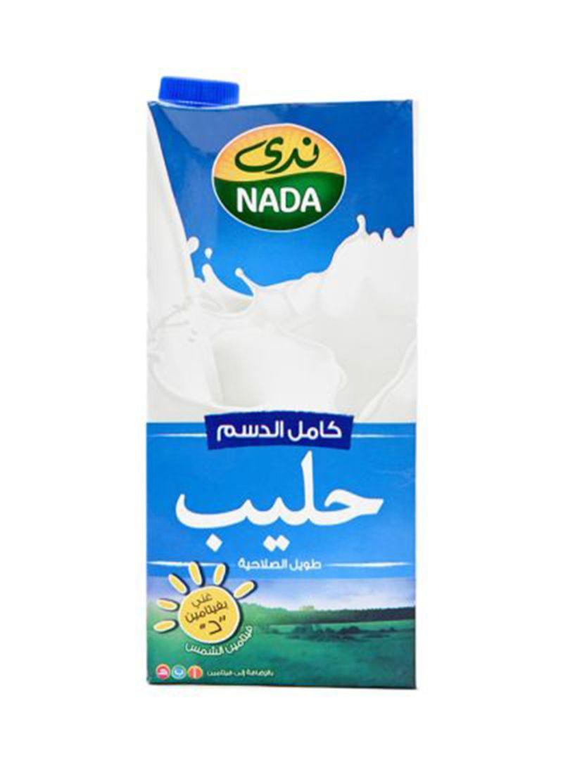 8febff542 تسوق ندى وحليب كامل الدسم طويل الأمد 1 لتر أونلاين في الإمارات